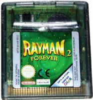Nintendo Gameboy Color: Rayman 2 Forever - Cartridge Only
